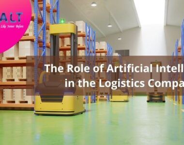 The Role of Artificial Intelligence in the Logistics Company