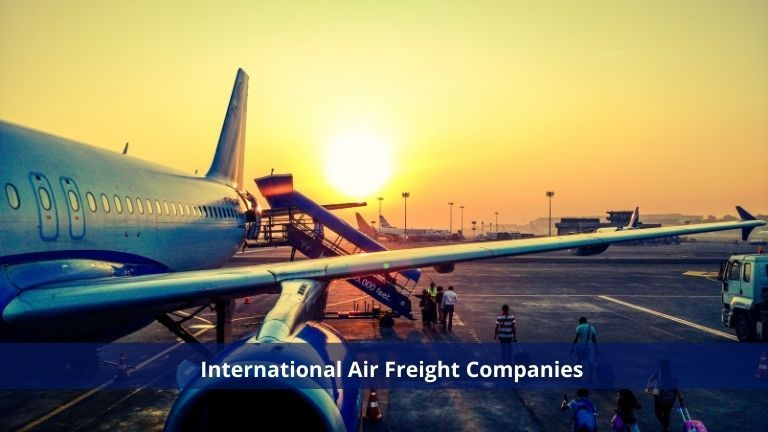 International Air Freight Companies
